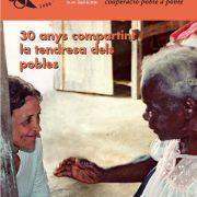 30 anos compartindo a tenrura dos pobos