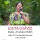 Lolita Chavez lideresa indígena guatemalteca