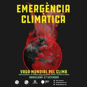 Vaga Mundial pel Clima @ Jardinets de Gràcia