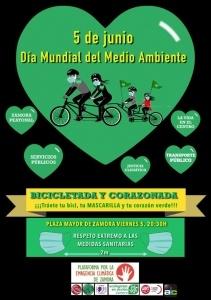 Zamora: Día Mundial del Medio Ambiente @ Plaza Mayor