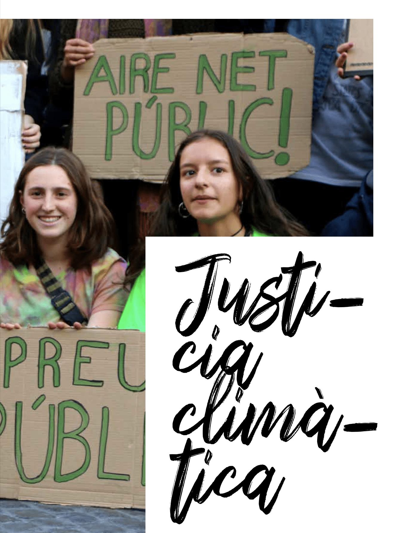 Justicia Climàtica